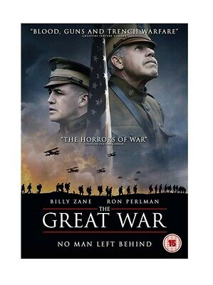 The Great War (DVD 2019) PRE ORDER for delivery on day of release 06.01.2020