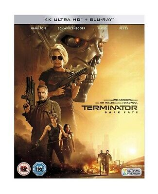 Terminator Dark Fate (various formats PRESALE for delivery 2nd March