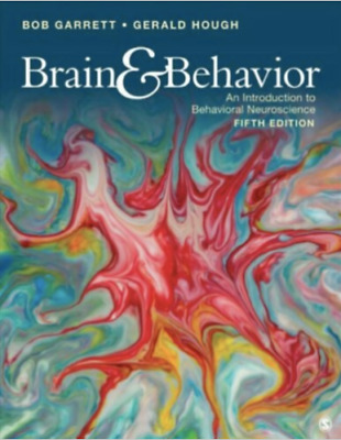 Brain & Behavior: An Introduction to Behavioral Neuroscience 5th Edition [P.D.F]