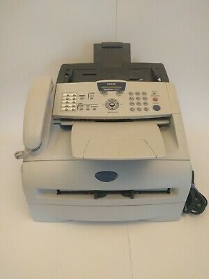 BROTHER IntelliFAX-2820 All-In-One Laser Printer, Fax, Copier