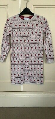 The Little White Company Jumper Dress 5-6yrs