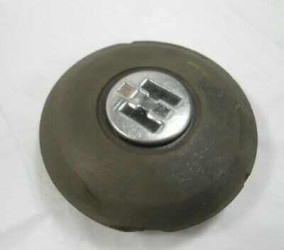 Vintage IH International Truck Steering Wheel Center Cap Horn Button - Harvester
