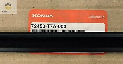 Genuine Honda Molding Assembly L Rear Door 72950-T7A-003
