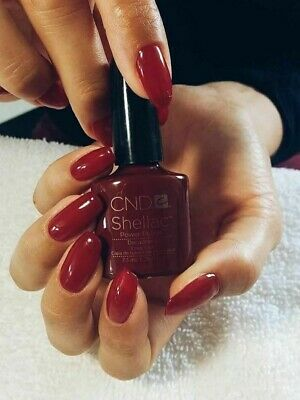 CND Shellac Decadence Color LED Gel UV Neu Nagellack Top Super Qualität