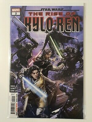 Star Wars Rise of Kylo Ren (2019) #2 Cover A 1st Print Marvel Comics