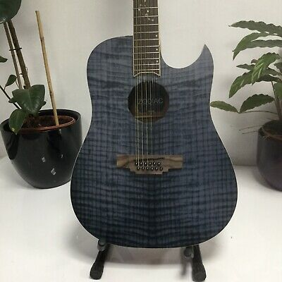 B-Stock Lindo Zodiac 12 String Electro Acoustic Guitar! RRP £299.99 1p Auction!