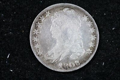 Estate Find 1808 - Capped Bust Half Dollar!!  #H19039