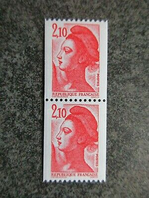 FRANCE timbre N° 2322 roulette N° rouge 710 neuf ** en TBE lot AT235 36
