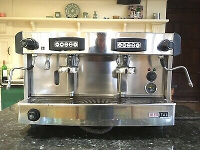IBERITAL De Recanvis 2 Group Coffee Machine