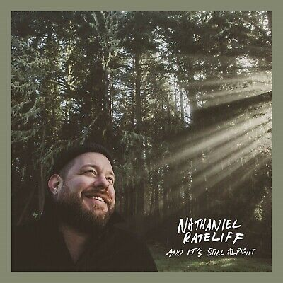 Nathaniel Rateliff - And It's Still Alright - New Coke Bottle Green Vinyl LP