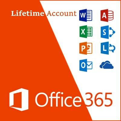 MS Office 365 Pro Plus 2019 2016 5PC INSTANT DELIVERY - Account 🔥 Not Key Code