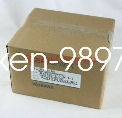 One New In Box YASKAWA SGDH-05AE Servo Drive#HC