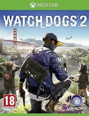 Watch dogs 2 xbox one offline only.read description well. (No cd/No key)