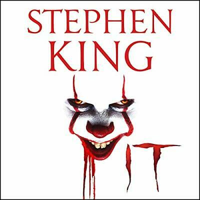 It by Stephen King - (Audiobook)