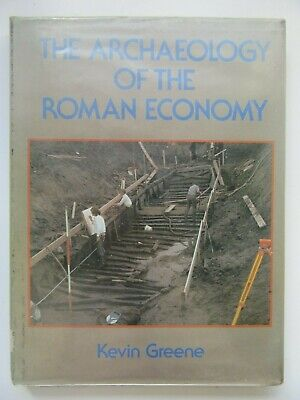 The Archaeology of the Roman Economy, Kevin Greene (Ex-Library, Hardback, 1986)