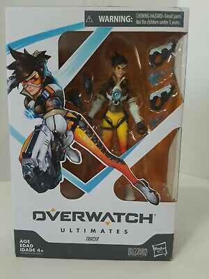 Overwatch Ultimates Series Tracer 6-In Collectible Action Figure~Hasbro~Blizzard