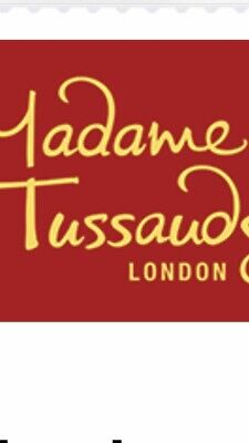 madame tussauds London Tickets X 2