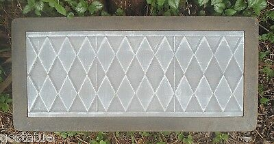 "Concrete Gnome bench top mold 3//16th/"" plastic concrete mould  31/"" x 14/"" x 2.5/"""