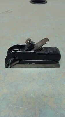 Vintage Hand Wood Plane Tool Woodworking STANLEY 75 BULL NOSE RABBET Cabinet
