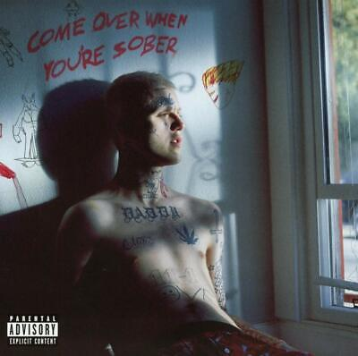 Lil Peep Come Over When You're Sober Pt.2 (Mixtape) Official CD Fast Ship!