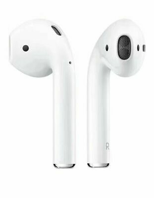 Refurbished Genuine Airpods With Wireless Charging Case White 2nd Generation