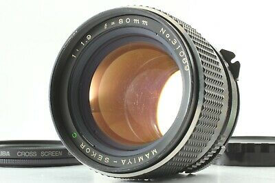 [Exc++++] Mamiya Sekor C 80mm f/1.9 Lens For 645 1000s Pro TL From Japan #294