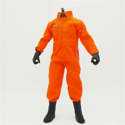 1//6 Scale Uniforms Coveralls Outfits Tiger camo+hat Backpack Action Figures 12in