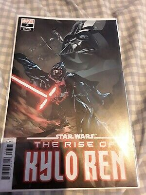 Star Wars: The Rise Of Kylo Ren #3 Variant Edition NM 9.4