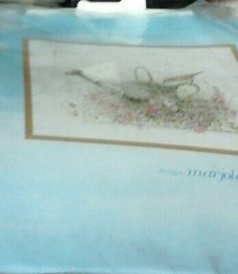 Lanarte Marjolein Bastin X -Stitch kit  Wildflowers 33790 OOP