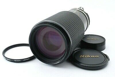 Near Mint Nikon Zoom NIKKOR 80-200mm f/4 MF Ai-S Tele Zoom Lens from Japan 217
