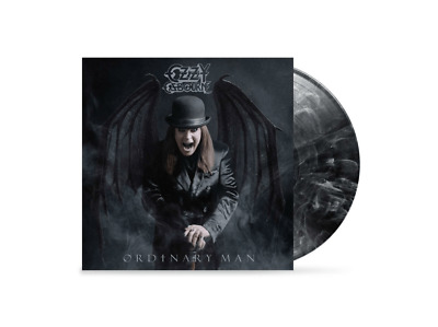 Ozzy Osbourne - Ordinary Man Ltd. Black / White Vinyl LP 06.03.20 VVK / pre sale