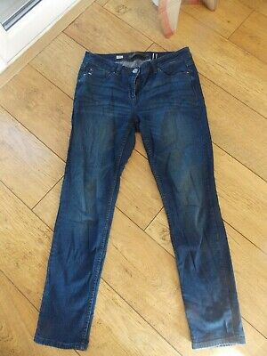 Ladies Next Relaxed Skinny Jeans Size 12 Regular