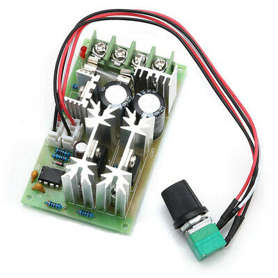 DC Motor Controller Motor Speed Control 10V-60V 20A Variable Speed Motor Driver