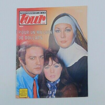 """Photoromans de la tour"" n°9 de 1970 ♦ Janice Rule ♦ Connie Francis ♦ Vintage"