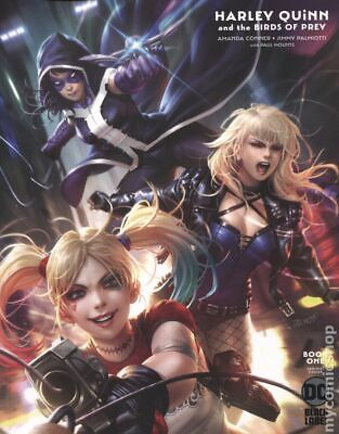 Harley Quinn and The Birds of Prey 1B NM 2020 Stock Image