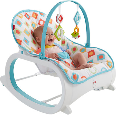 Best Infant-to-Toddler Bouncer Chair For Newborn Baby Seat Vibrating Rocker Swin