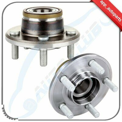 Front Wheel Hub /& Bearing Pair for Challenger Charger Magnum 300C RWD 2WD