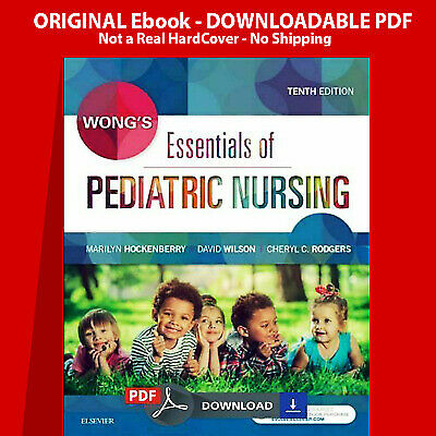 Test Bank ✔️ for Wongs Essentials of Pediatric Nursing 10th ed Hockenberry ✔