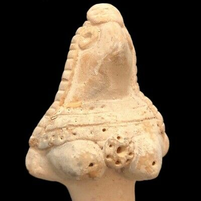 Top Quality Ancient Indus Valley Female Fertility Goddess Figurine (1)