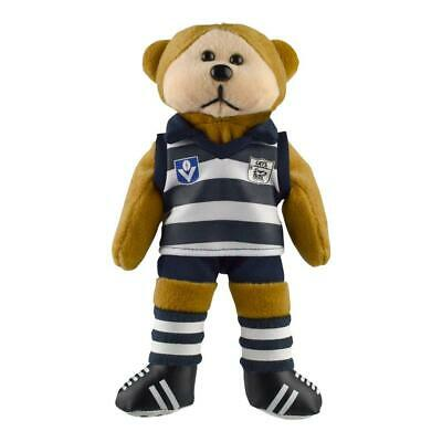 Geelong Cats Small Heritage Player Bear
