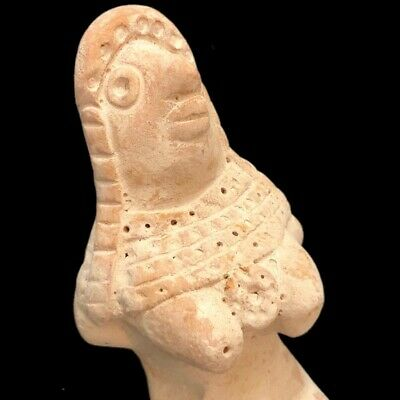 Top Quality Ancient Indus Valley Female Fertility Goddess Figurine (6)