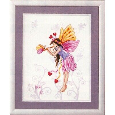 Vervaco/Verachtert   Cross stitch kit Francien Musical Fairy  2720.70.205