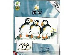 Heritage Cross stitch kit Trios Fish Tonight Valerie Pfeiffer