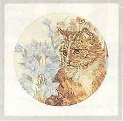 Lanarte- Vintage  X-kit 1 Cat by Delma nr. 33571  OOP