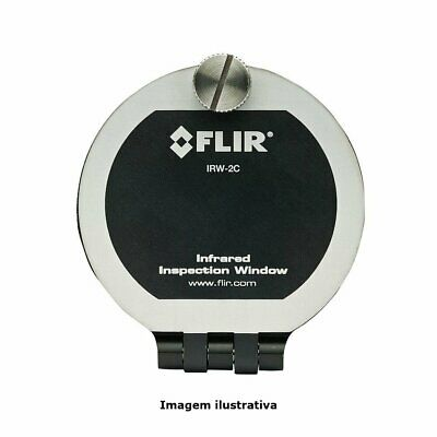 NEW! FLIR 19250-200 Stainless Steel Infrared IR Windows