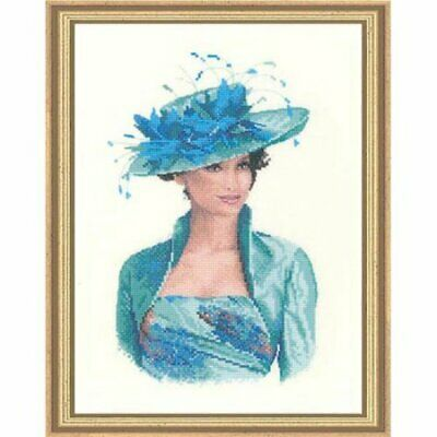 Heritage Cross stitch kit John Claytons's Elegance Collection Josephine JLJO 011