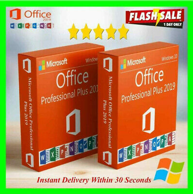 🔥ms office 2019 professional plus ⚡Fast Delevery⚡(30sec) Paypal 1Pc License Key
