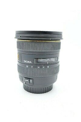 Sigma DC 10-20mm f/4-5.6 HSM EX Lens For Canon (U8725)