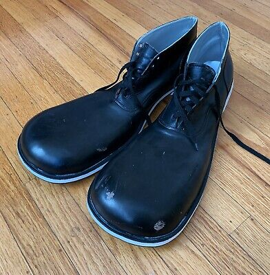 Professional Clown Shoes - Used - Black
