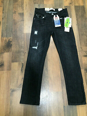 Boys 8 Years Levi's 510 Black Jeans Skinny Stretch New With Tags